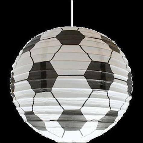 boys bedroom football light shade