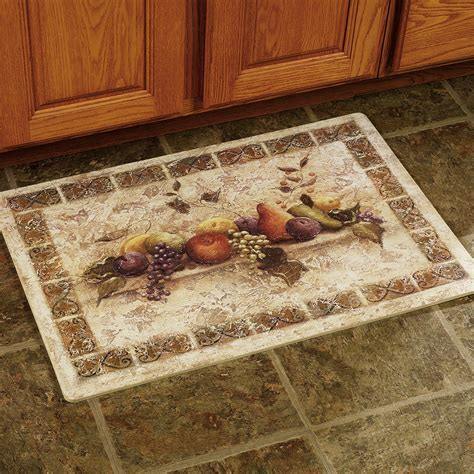 Kitchen Floor Rugs Decorative Kitchen Rugs Modifying Kitchen Space Artistically Designforlife S Portfolio