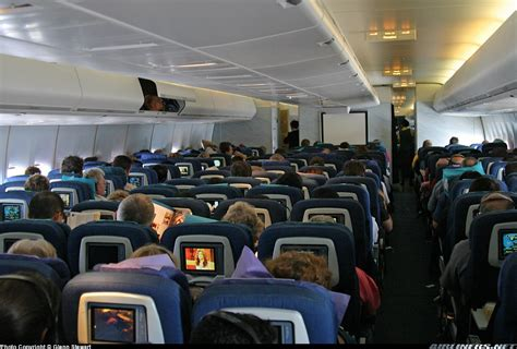 B747 Interior by Cathay Pacific Airlines Inside Www Pixshark Images