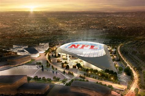 California Home Design Awards 2016 by The Rams Inglewood Stadium Could Be A Game Changer In