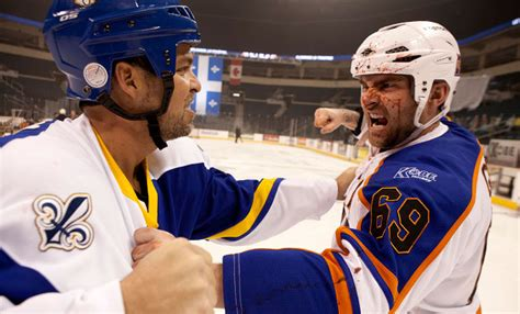 goon memoir of a minor league hockey enforcer 2d ed books the best hockey fights in history ifc