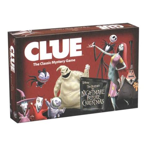 nightmare before scrabble tim burton s the nightmare before clue tim