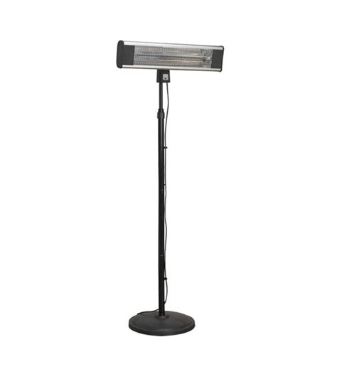 Infrared Patio Heater Reviews Sealey Ifsh1809r 1 8kw 230v 9000btu Output Carbon Fibre Infrared Patio Heater