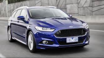 Ford Mondeo 2015 2015 Ford Mondeo Pricing And Specifications Photos 1 Of 22