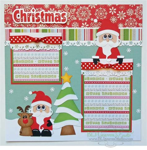 christmas scrapbook layout titles 17 best images about christmas scrapbooking on pinterest