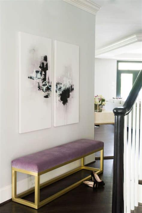 entryway artwork ideas    impression digsdigs