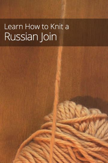 how to start knitting nancy how to knit a russian join curious