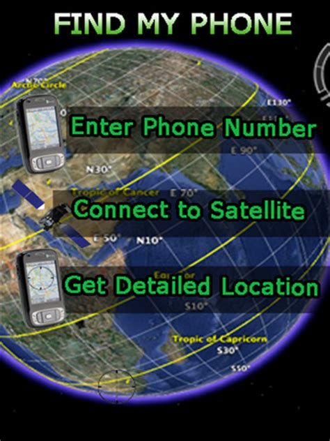 Finder By Cell Phone Find My Phone Cell Locator App For Iphone