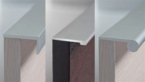 Kitchen Cabinet Door Handles And Knobs continuous drawer pull extrusion slimline and functional