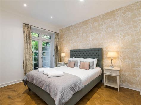 chambre pour 4 personnes luxury 2bd garden flat in chelsea appartement 2 chambres