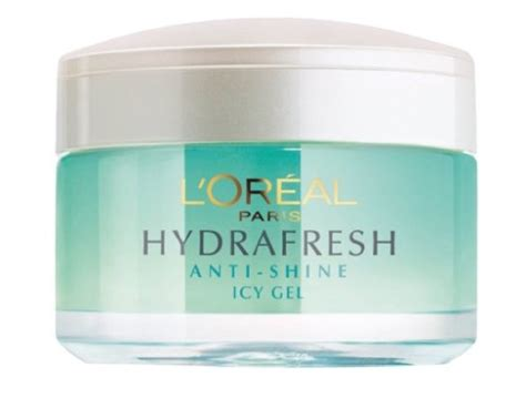 Harga Loreal Hydrafresh Anti Shine l oreal hydrafresh anti shine icy gel review