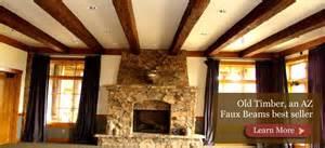 false beams arizona faux beams ceilingpost