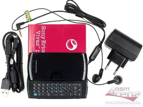 Hp Sony Vivaz Pro sony ericsson vivaz pro u8i sentuhan hd plus qwerty keyboard review hp terbaru