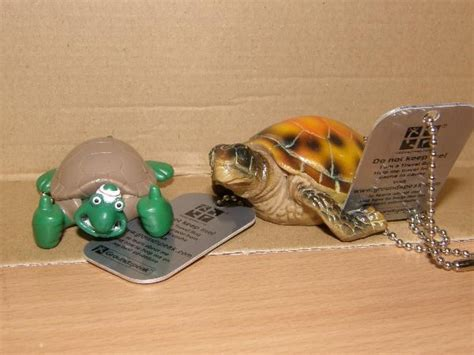 Turtle From Creature Comforts by Tb331m5 Travel Bug Tag Oscar The Creature