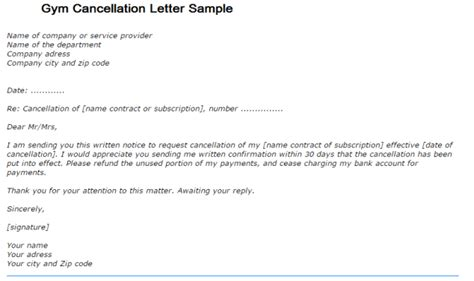 Pass Cancellation Letter Format Cancellation Letter Writing Professional Letters