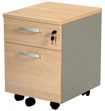 Drawers On Wheels by Box 2 Drawers 1 Hanging File Drawer On Wheels Burorent Fr