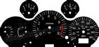 download car manuals 2008 nissan 350z instrument cluster black cat custom automotive nissan 350z gauge faces