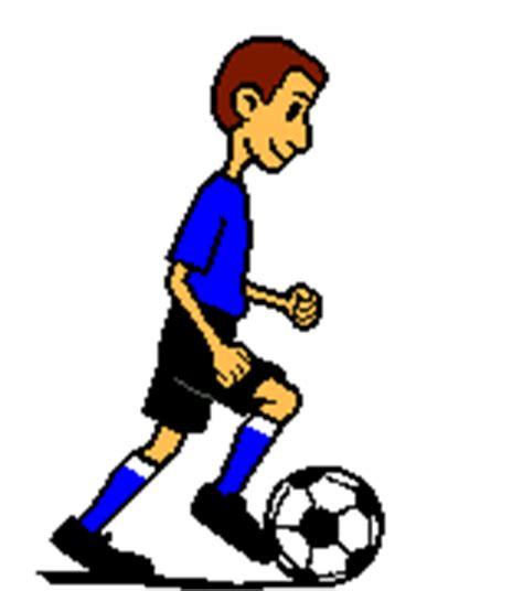 wallpaper gif keren gambar animasi main bola bergerak kartun sepakbola lucu