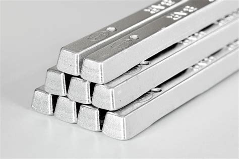 Solder Bar by Sac305 Lead Free Wave Silver Soldering Bar Manufacturers
