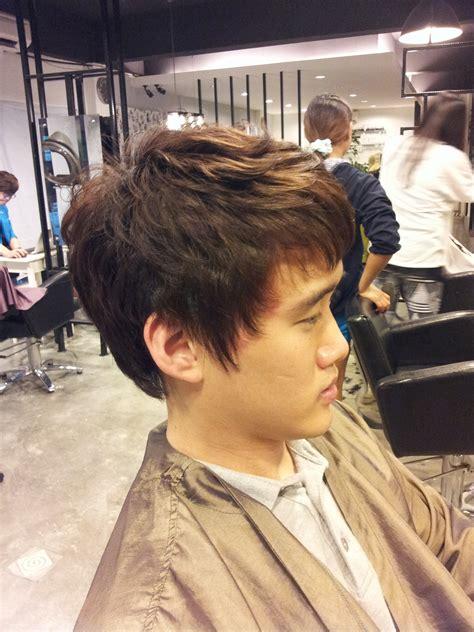perm hairstyles korean 2014 korean men perm hair newhairstylesformen2014 com