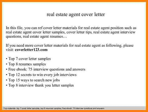 Introduction Letter In Real Estate 6 new real estate introduction letter