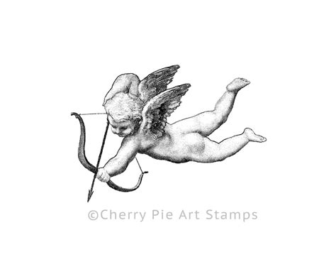cupid tattoo designs raffaello s cherub cupid cling st by