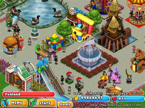 theme park builder dream builder amusement park pc games download full