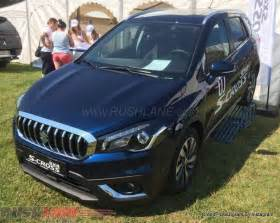 Suzuki Facelift Suzuki S Cross Facelift Makes Its Debut In Hungary