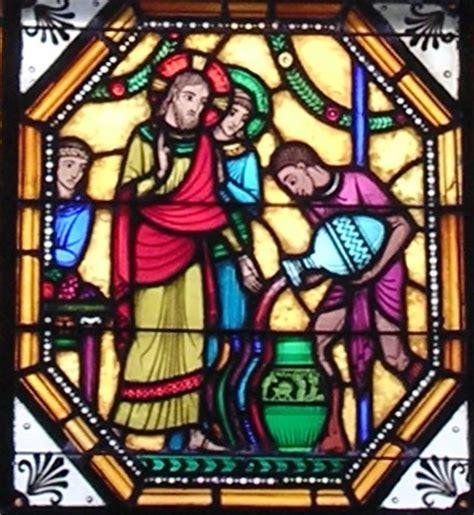 Wedding Feast At Cana Epiphany by Icf January 7 Weekday Raymond Of