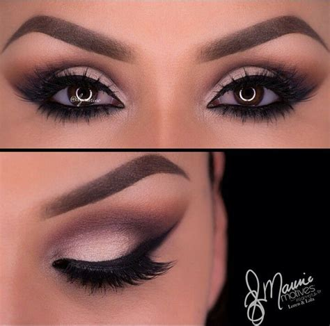 Eyeshadow For Dress prom makeup for brown and white dress makeup vidalondon