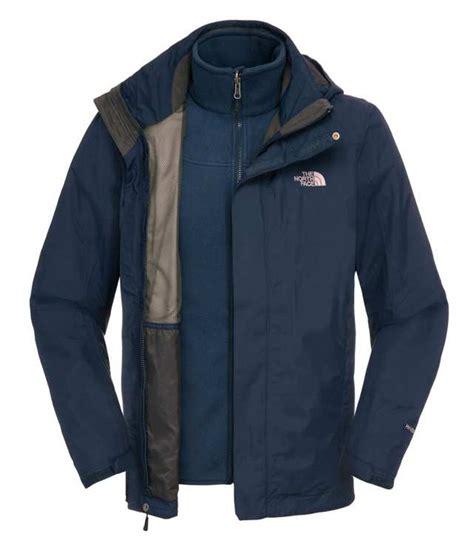Qingluoq Tricombo Fleece the mens zephyr triclimate jacket