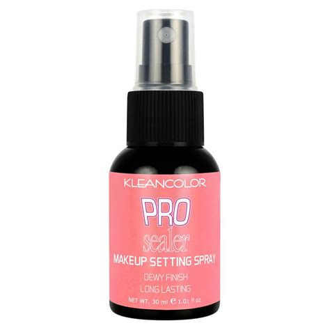 Lt Pro Powder Blush 40 Gr 1 pro sealer makeup setting spray dewy finish kleancolor