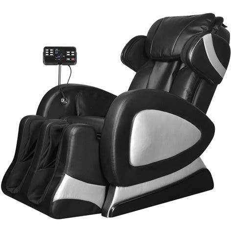 poltrone in ecopelle prezzi poltrona massaggiante elettrica in ecopelle nera vidaxl it