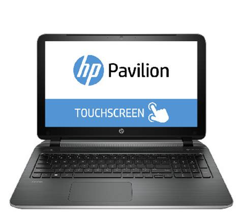 Memory Hp 6gb hp pavilion 15 quot touchsmart laptop 6gb ram 750gbhdd