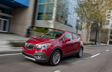 buick encore cost suv review 2014 buick encore driving