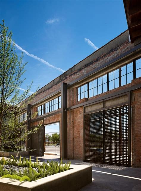 hughes warehouse adaptive reuse san antonio by overland partners hughes warehouse adaptive reuse overland partners
