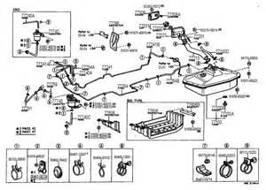 1982 Toyota Parts 1982 Toyota Fuel Tank