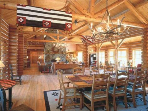 Hill Country Dining Room by Hunting Cabin Decorating Ideas Hunting Camp Decorating