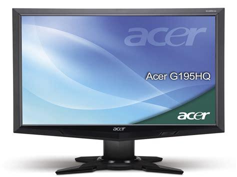 Monitor Acer G195hqv Prodajem Polovni Monitor Acer G195hqv 45 Kao Nov