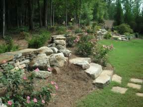 landscaping hillside landscape ideas