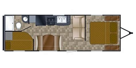 north country rv floor plans 2012 heartland north country trail runner sle tr 25 sle