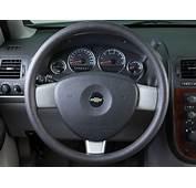 2006 Chevrolet Uplander Steering Wheel Interior Photo