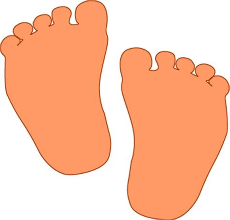 best free foot pictures of cliparts co