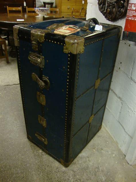Antique Wardrobe Steamer Trunk Value by Vintage Steamer Trunk 238808 Sellingantiques Co Uk