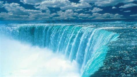 Landscapes nature canada niagara falls waterfalls