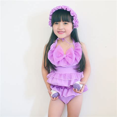 kids swimwear girls aliexpress korean baby girl bikini kids girl swimwear baby swimsuit