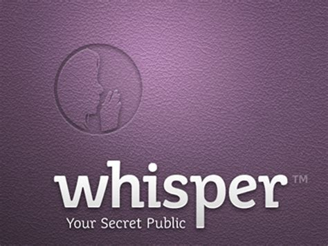 How To Search On Whisper Whisper Found To Be Tracking Users Info Slashgear