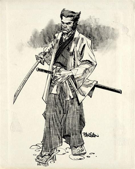 logan samurai by urban barbarian on deviantart