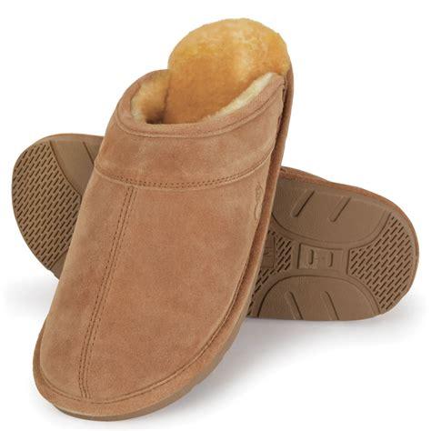 australian shearling slippers the genuine australian sheepskin scuffs s