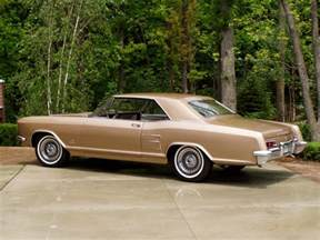 1963 Buick Riviera 1963 Buick Riviera Gold Buicks